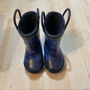 🛍3/$25 Kids rain boots